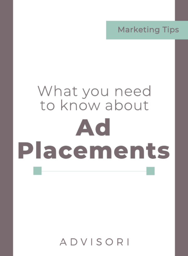 What you need to know about Ad Placements