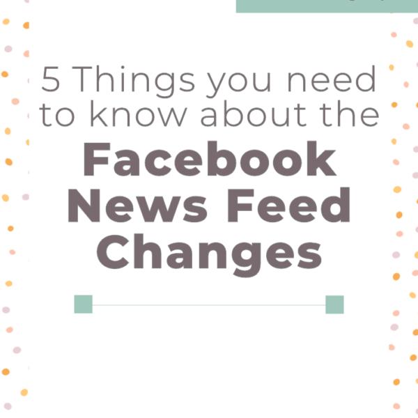 Facebook News Feed Changes | Facebook Ads | Facebook Reach #digitalmarketing #facebookads
