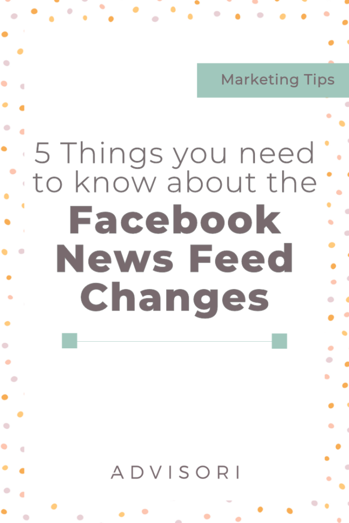 Facebook News Feed Changes | Facebook Ads | Facebook Reach #digitalmarketing #facebookads