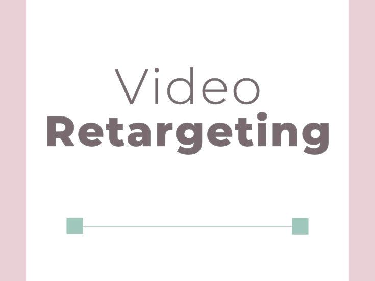 Video Retargeting | Remarketing | Digital Advertising | Using video in business #videomarketing